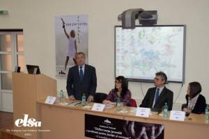 """Delincventa juvenila – o problema pentru justitie si societate"" – 2014"