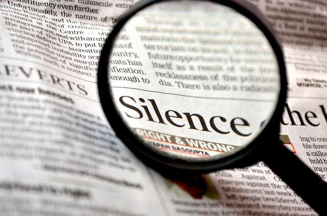 Vestile ce vin din tacere…
